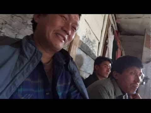 LOSAR BY TIBETAN VILLAGERS at a village in Arunachal south Tibet AS PER CHINA