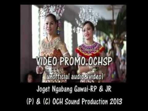 Joget Ngabang Gawai - Rannee Pat Feat Jessica Remaya