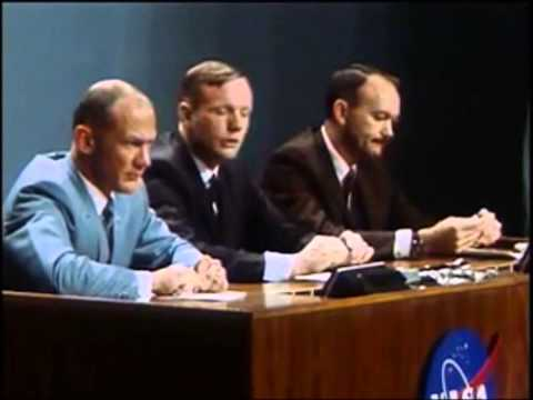 Apollo 11 Press Conference - a different one