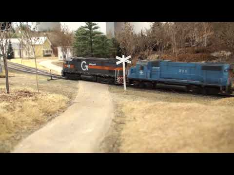 Coal trains on the Allagash | February 2018 Model Railroad Hobbyist | Mike Confalone