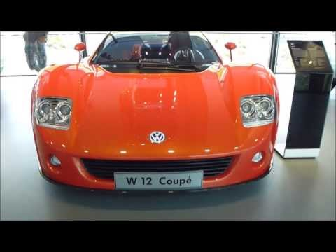 VW W12 Syncro Coupe' 6.0 W12 600 Hp 350 Km/h 217 mph * see also Playlist