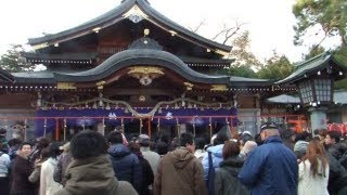 竹駒神社 初詣(平成25年) 2013 New Year's visit to Takekoma shrine thumbnail