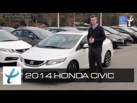 2014 Honda Civic Sedan: Walk Around and Review