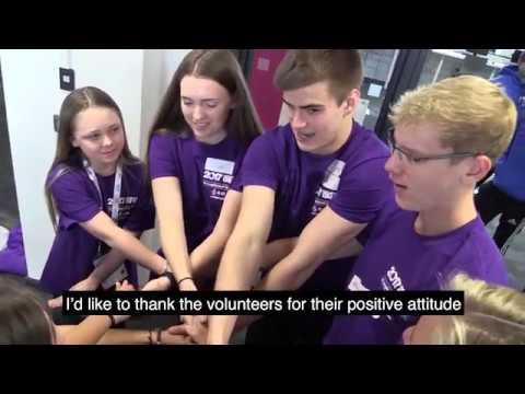2017 School Games  Volunteer Celebration Film