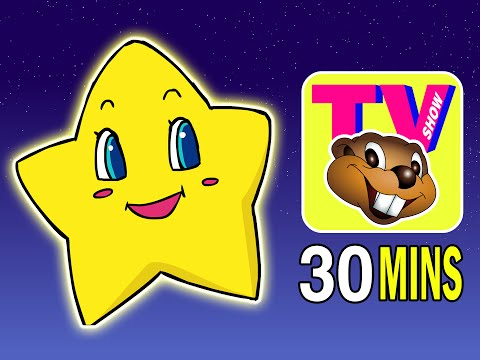 "BBTV S1 E4 ""Twinkle Twinkle Little Star""   Busy Beavers TV Show   Kids Nursery Rhymes, Baby Songs"