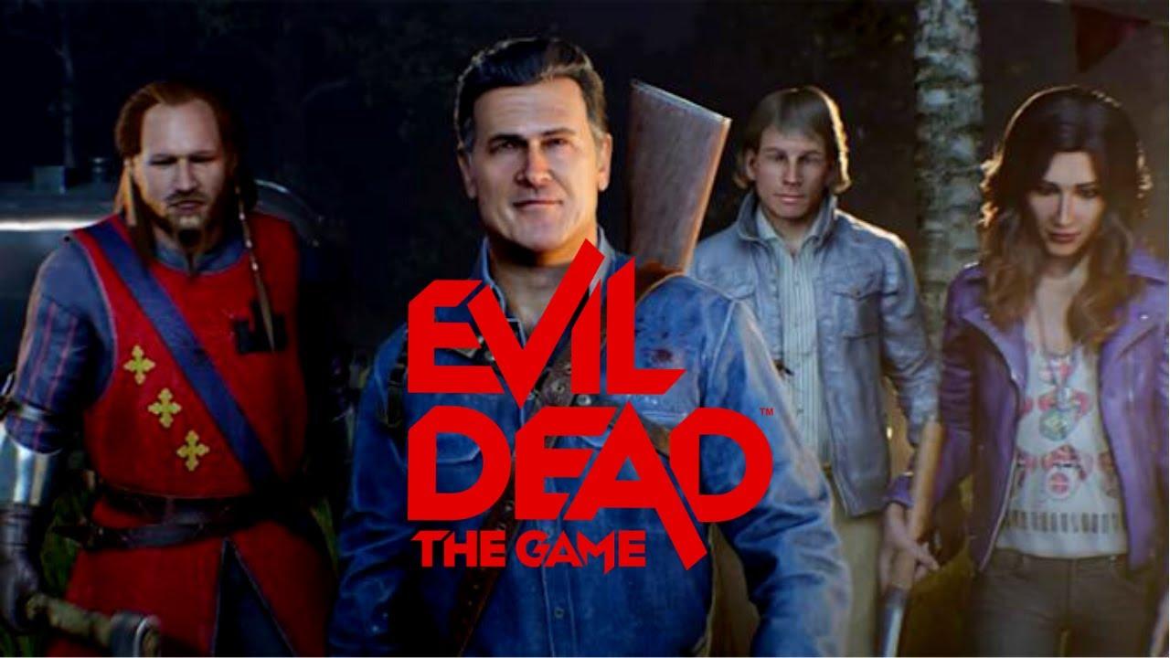 Evil Dead: The Game Trailer 2021