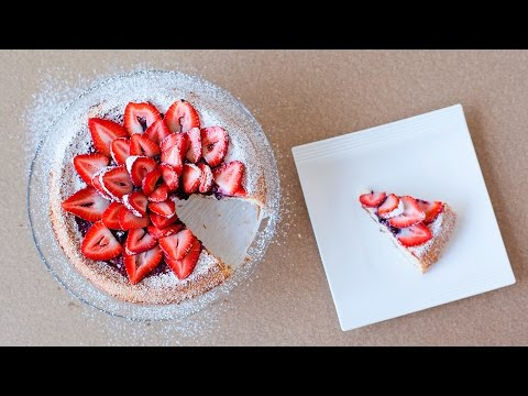 gâteau-éponge,-sans-gluten