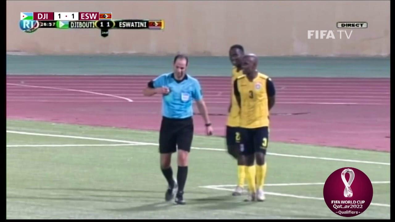 Calendrier Fifa 2019.Djibouti V Eswatini Fifa World Cup Qatar 2022 Qualifier