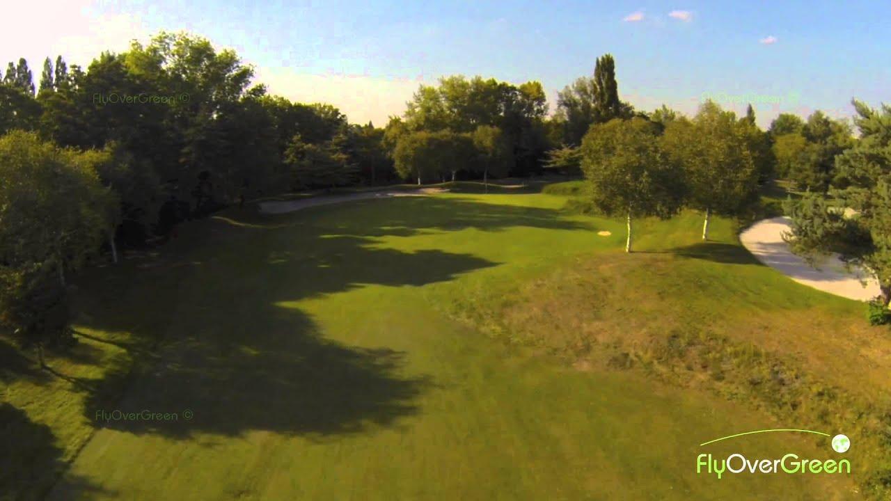 golf de rueil malmaison drone aerial video rueil malmaison hole 01 youtube. Black Bedroom Furniture Sets. Home Design Ideas