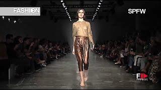LILLY SARTI Sao Paulo Fashion Week N°43   Fashion Channel