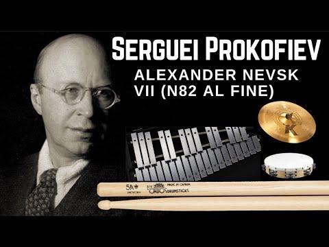 Prokofiev - Alexander Nevsk - VII (n82 al fine)