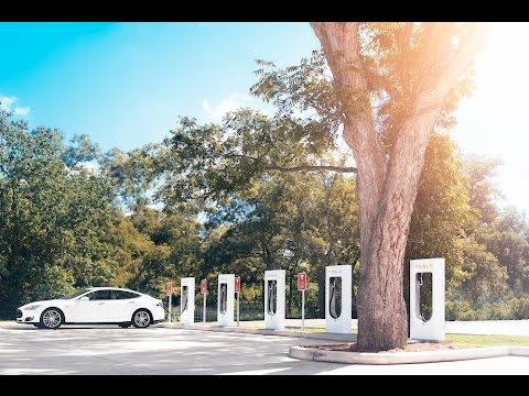 Analyst Claims Tesla Needs To Invest $8 Billion In Supercharger Network: Here's Why They're Wrong