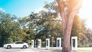 Analyst Claims Tesla Needs To Invest $8 Billion In Supercharger Network: Here