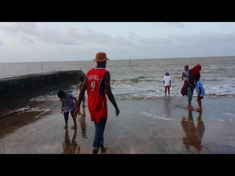 One of my trip to Guyana Seawall(1)