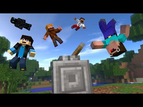 GRAVITY (Minecraft Animation Collab)