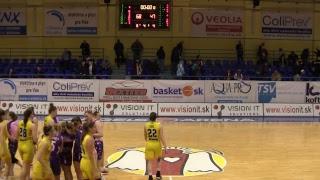 YOUNG ANGELS Košice - BAM Poprad