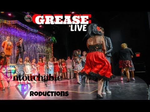 Grease Live The Full Musical Youtube