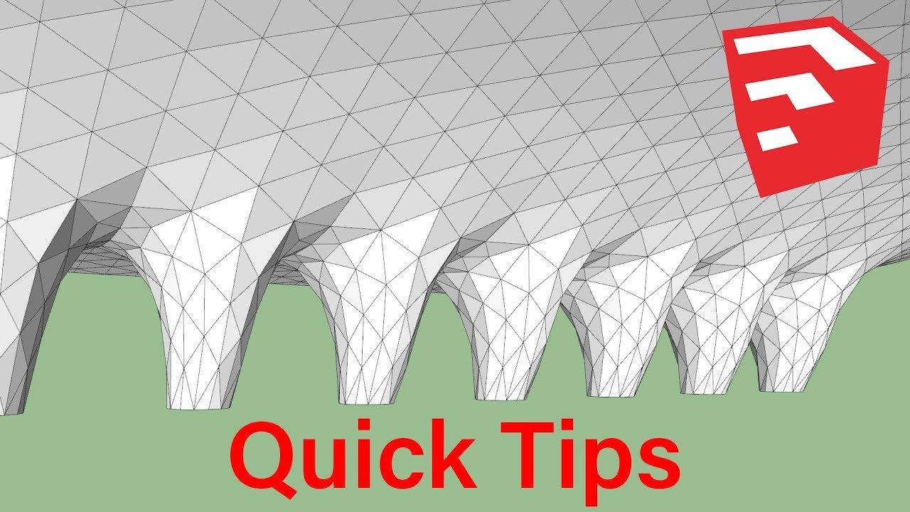 Artisan and SketchyFFD Quick Tip - SketchUp Plugins