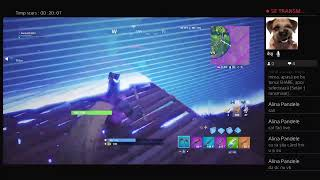 Fortnite Live without aim assist