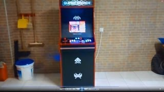 Creating An Arcade Cabinet