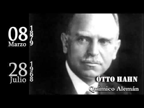 MARZO 8. Carl Philipp Emanuel Bach, John Smith Hurt & Otto Hahn,…