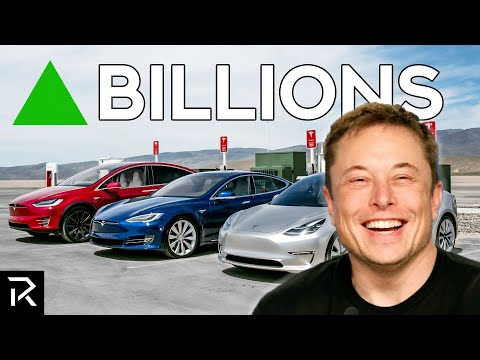Tesla: From Bankrupt To TRILLION Dollar Company