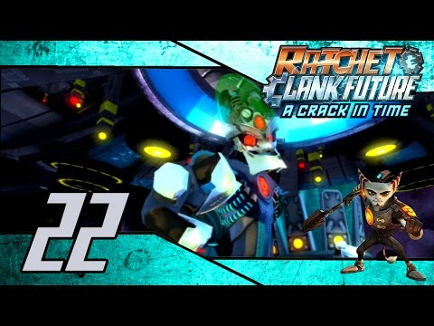 Ratchet & Clank A Crack in Time: Ep.22 - Dr. Nefarious... Round 2