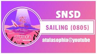 [Phiên âm Tiếng Việt] Sailing (0805) - SNSD