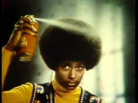 Image result for 70s afro
