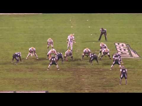 Brandon Barnes ASU Football 2017 NFL Prospect