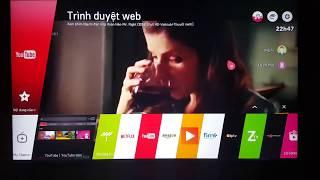 Giới thiệu Tivi LG UJ750T 4K 2017
