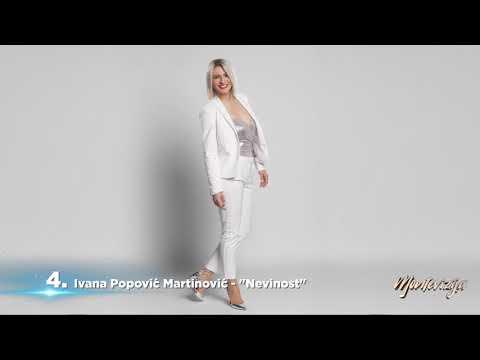 RTCG MONTEVIZIJA 2019 Ivana Popović Martinović - NEVINOST
