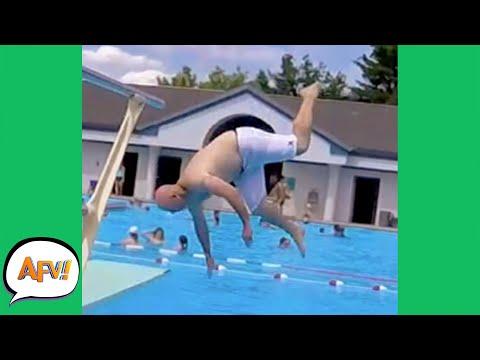 When FLIP Goes FLOPPING FAIL! 😅 | Best Funny Fails | AFV 2021