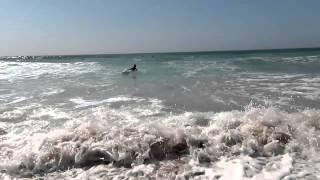 Атлантический океан, побережье Марокко