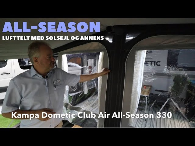 Kampa Dometic Club Air All-Season Club 330 - 2020 model