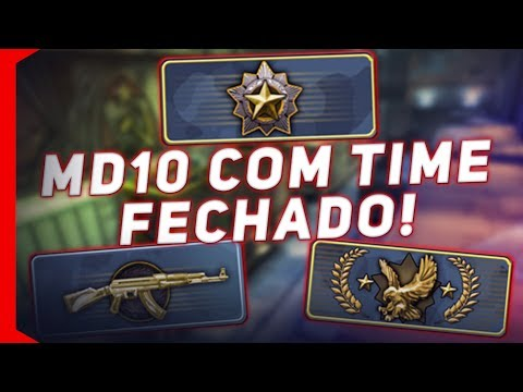 VAMOS FAZER MD10 EM GRUPO! Ft. AFirma! [CS:GO]