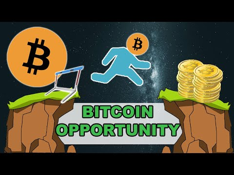 Bitcoin Is A Great Opportunity In Bear Market