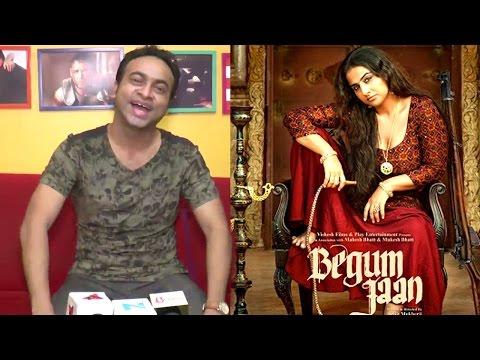 Pitobash Tripathy Talks About His Role In Begum Jaan Movie
