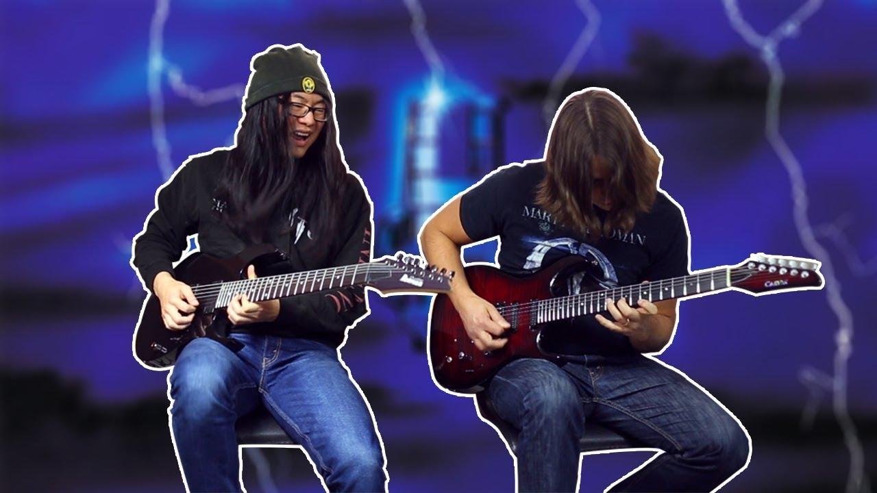 Metallica - Ride The Lightning (Major Key Cover!)