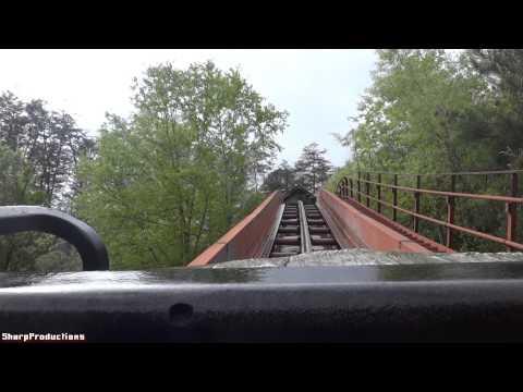 Daredevil Falls (On-Ride) Dollywood