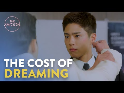 Park Bo-gum takes a beating for the sake of his dreams | Record of Youth Ep 1 [ENG SUB]