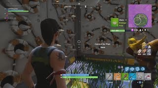 this is why you should not place traps on metal walls | Fortnite