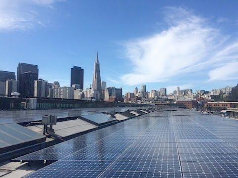 Exploratorium: A San Francisco Museum with SunPower Solar
