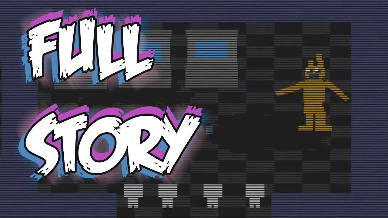 Five Nights At Freddy's FULL STORY - YouTube