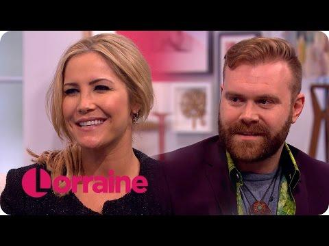 Daniel Bedingfield And Heidi Range On Their West End Debut | Lorraine