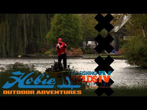 Hobie Fishing Worlds, Amsterdam, Part 1 - (S4E9)