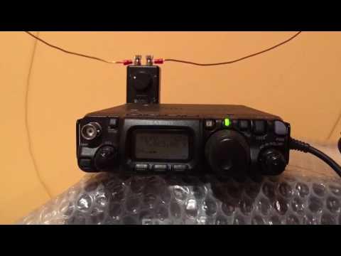 Portable Loop Antenna Tuner Demonstration 20m Doovi