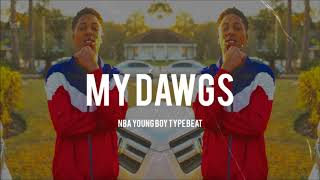 "*SOLD* ""My Dawgs"" NBA Youngboy x Lil Boosie x Kodak Black Type Beat | By Sean Bentley"