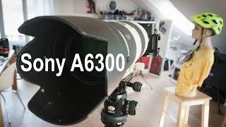 Sony a6300 Autofokus mit Metabones Adapter und Canon Objektiven - Ausprobiert