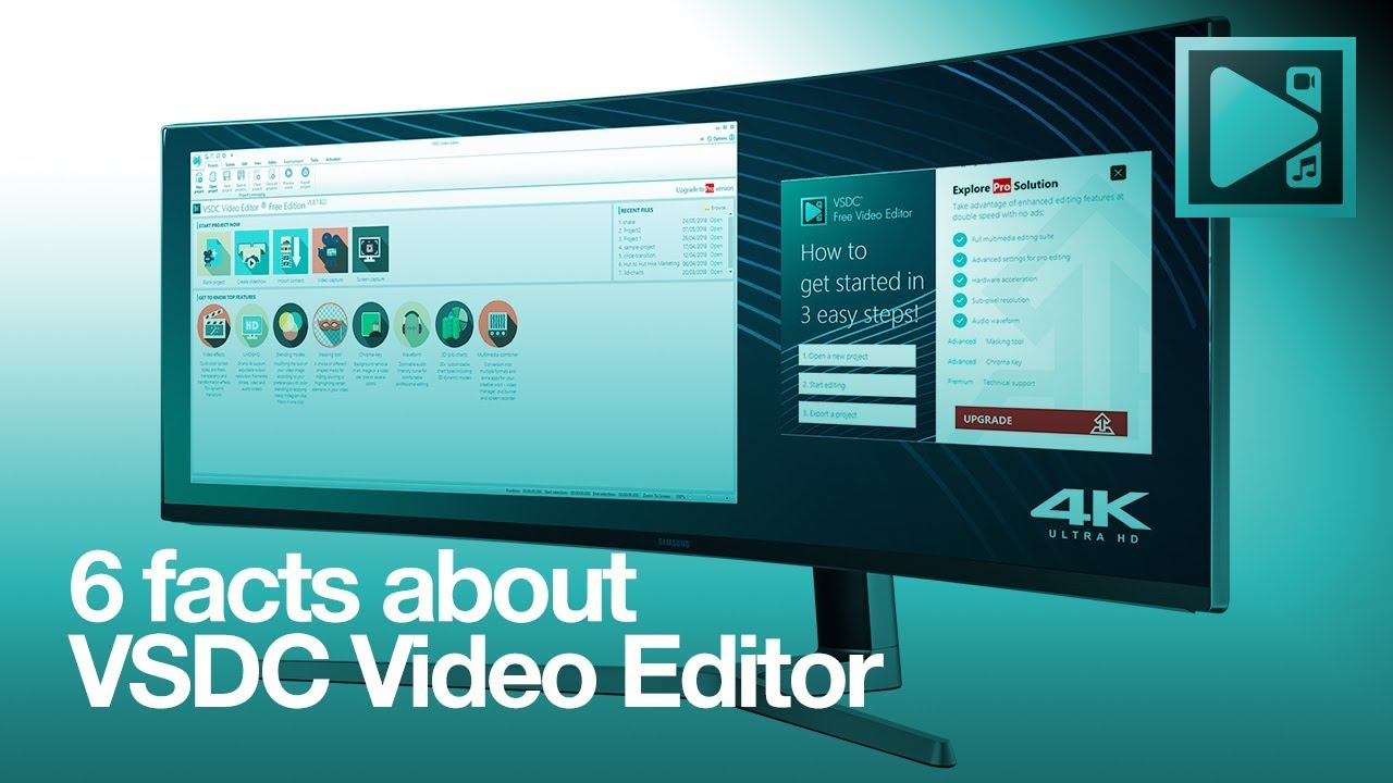 6 facts you must know about VSDC Free Video Editor